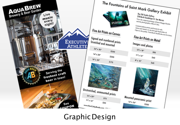 San Marcos Creative Web Design and Graphic Design